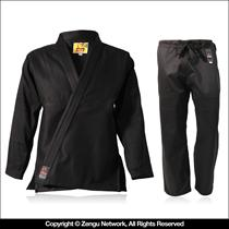 Black Childrens Brazilian Jiu Jitsu Gi